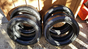 FOR SALE - Set of 4 used Pirelli P6 - P205/55/16 tires