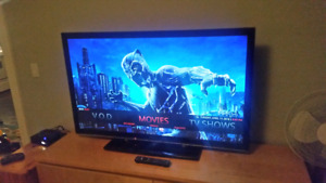 50 inch Panasonic Viera 1080P Full HD TV