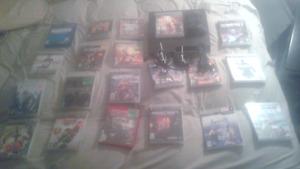 PS3 À Vendre avec 20 jeux