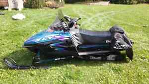 Polaris Indy Classic XLT 600 $1500 New FINAL MUST GO price!!!!