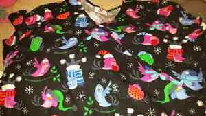 2xl scrub tops for sale