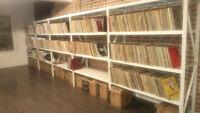 10000 disque, records, Vinyl AAA