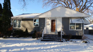Beautiful 3 Bed Home for Rent on Quiet Street close to Amenities
