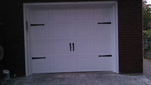 Réparation de porte de garage et d'ouvre porte