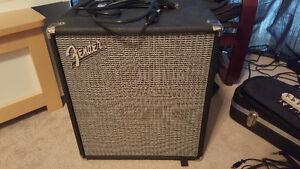 Fender Rumble Series 100w bass amp