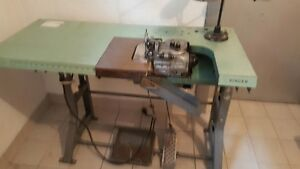 Industrial Overlock sewing maching