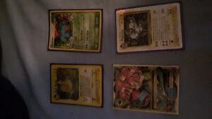 pokemon cards mostly holo