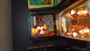 Looking for used pinball machines