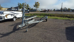 EZ Loader Pontoon trailer