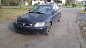 Civic 1999 swap b20b 5 vitesse A1