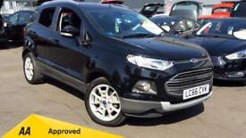 2016 Ford EcoSport 1.0 EcoBoost 125PS Manual Petrol Estate