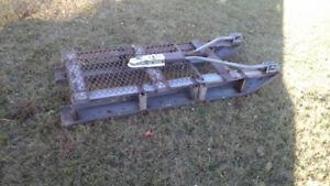 Heavy duty sled