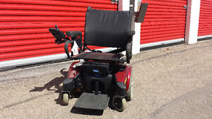 Electric Wheelchair in Excellent Condition