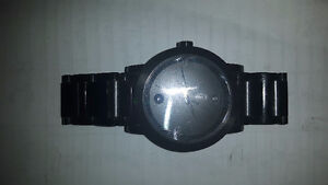MOVADO swiss made Sapphire Crystal Kitchener / Waterloo Kitchener Area image 1