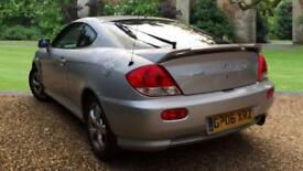 2006 Hyundai Coupe 1.6 S 3dr Manual Petrol Coupe