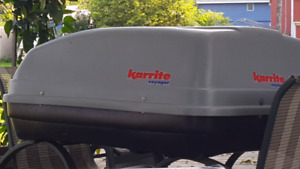 Karrite voyager car top carrier