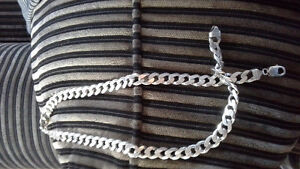 Sterling Silver Men's Chain