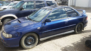 2001 Subaru Other RS Coupe (2 door)