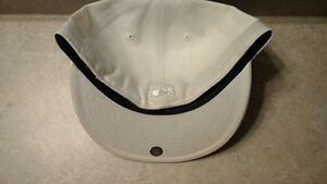 Toronto Blue Jay Fitted Baseball Cap, White Kitchener / Waterloo Kitchener Area image 2