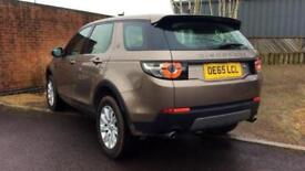 2015 Land Rover Discovery Sport 2.0 TD4 180 SE Tech 5dr Manual Diesel 4x4