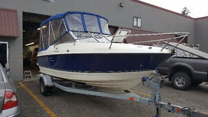 """QUICK SALE"" 2008 Bayliner Discovery 192 Cuddy"