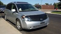 2007 NISSAN QUEST 3.5 SE/LEATHER/ FULLY LOADED