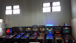WANTED  PINBALL MACHINES & ARCADE GAMES Belleville Belleville Area image 2