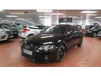 2010 AUDI A3 2.0 TDI Black Edition [Start Stop] Voice Command Bluetooth BOSE Sys