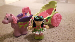 Fisher-Price Little People - pink/girly Lot London Ontario image 6