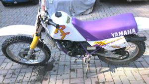 1996 Yamaha RT 180 selling as is cheap running