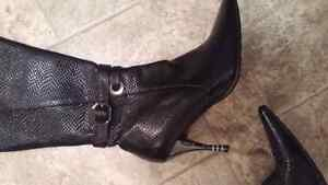 Womens size 7 leather boots