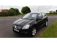 NISSAN QASHQAI 1.6 ACENTA 2009,ALLOYS,AIR CON,VERY CLEAN CONDITION