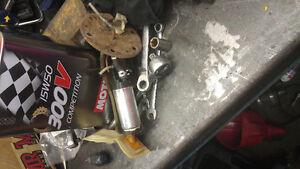 92-95 civic parts off a race car