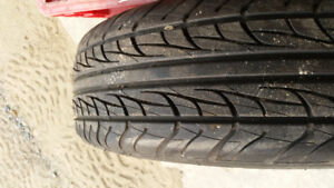 """Four 15"""" UNIROYAL TIRES $500 or Best Offer"""