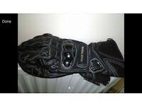 Summer Motorbike gloves