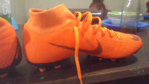 Size 9 cleats
