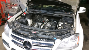 Mercedes-Benz and Dodge Sprinter diesel repair and maintenance