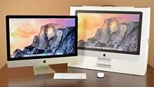 "*ULTRA CHEAP* APPLE IMAC 27"" 5K DISPLAY *UNDER WARRANTY AS-NEW* Coburg North Moreland Area Preview"