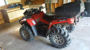07 can am outlander 800