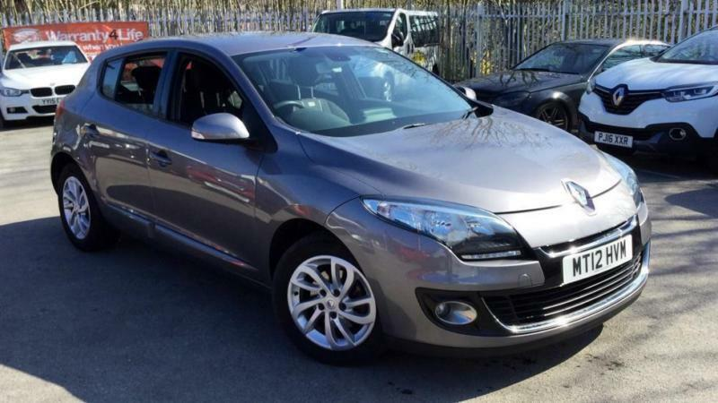 2012 Renault Megane Hatch 1.5 dCi 110 Dynamique TomTom ( Manual Diesel Hatchback