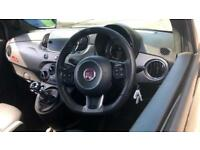 2017 Fiat 500 1.2 S 3dr Manual Petrol Hatchback