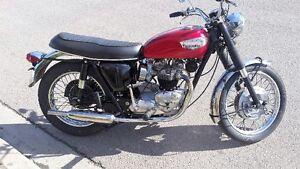 Triumph Bonneville 1968