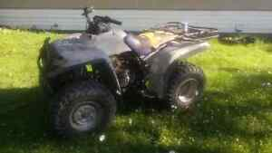 Four wheeler for sale