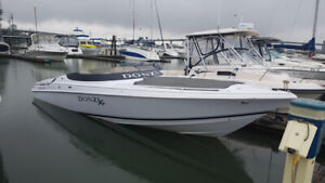 Donzi ZX 28 Open Bow