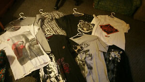 Men's tshirt lot