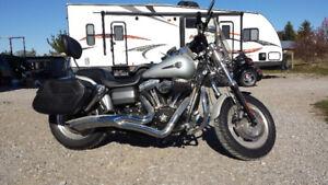 2010 Harley Fat Bob