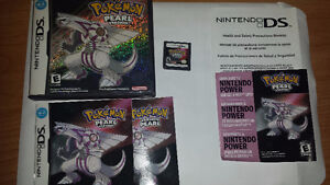 Pokemon Games for DS and Gameboy