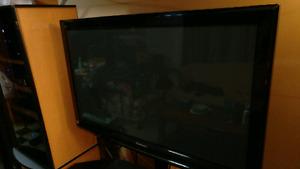 46' Panasonic Plasma TV