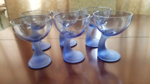 6 Piece Great Quality Juice or Cocktail Glasses