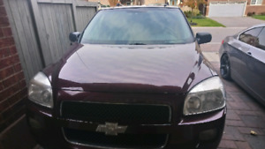09 chevy uplander for sale
